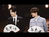 'Cặp đôi' Vương Nhất Bác và Tiêu Chiến một lần nữa hội ngộ tại Đêm Weibo 28/2