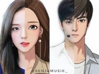 true beauty cast cha eun woo vao vai chinh dan mang de cu them jisoo blackpink