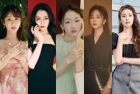 5 tiểu hoa đán 9x đẳng cấp nhất Trung Quốc: Châu Đông Vũ trên đỉnh, Dương Tử và Đàm Tùng Vận ai hơn ai?