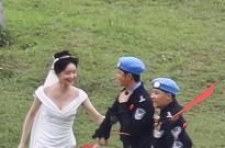 Vương Nhất Bác vui vẻ dắt tay cô dâu mới, chạm mặt Trương Triết Hạn trong 'Lực lượng gìn giữ hòa bình'