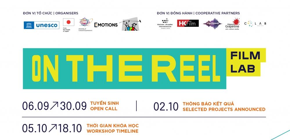 'ON THE REEL Film Lab': Khóa học phi lợi nhuận dành cho các nhà làm phim trẻ