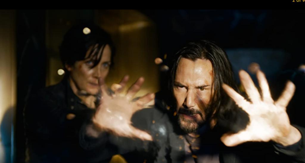 'The Matrix: Ma Trận' phần 4 tung trailer mới mà cứ nghĩ đang xem John Wick phiên bản 'giả tưởng'