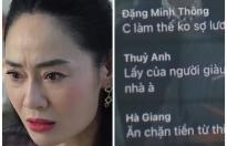 Phó đạo diễn của 'Hương vị tình thân' tố bà Xuân ăn chặn từ thiện