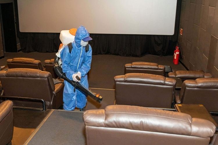 Đại diện các rạp phim Việt Nam xin Thủ tướng mở cửa vào tháng 11