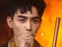Tống Uy Long bị stress tấn công khiến mặt nổi mụn