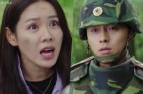 son ye jin mung nhu bat duoc vang khi gap hyun bin trong teaser moi cua phim crash landing on you