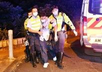 Diễn viên TVB Dương Minh hầu toà vì lái xe khi say rượu gây tai nạn