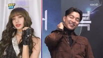 GongYoo hồi đáp lời 'thổ lộ' của Lisa, dân mạng liệu có 'tác thành'?