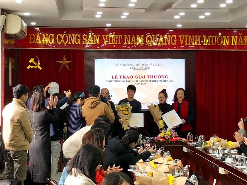 'Culi không bao giờ khóc' và 'Thiên mạc hùng ca' giành giải cao nhất Cuộc thi 'Sáng tác kịch bản phim truyện Điện ảnh năm 2020'