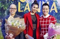 Dàn sao Việt rạng rỡ chúc mừng bộ đôi Vũ Ngọc Đãng - Lương Mạnh Hải ra mắt phim mới
