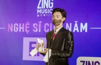 Erik là Nghệ sĩ của năm, Jack và Pháo thắng lớn ở 'Zing Music Awards 2020'