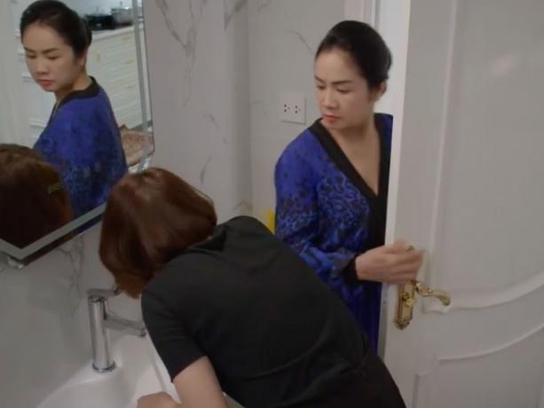 'Hướng dương ngược nắng' tập 21: Châu có thai với Kiên?
