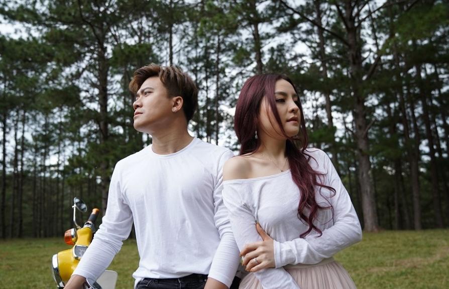 Vượt qua tin đồn đạo nhạc, Khang Việt và Saka Trương Tuyền tung MV cực lãng mạn nhân dịp lễ Tình nhân
