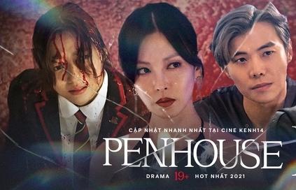 'Penthouse' phần 2 tập 4: Fans hả hê khi hội rich kid lần lượt bị nghiệp quật