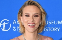 Scarlett Johansson năm thứ hai liên tiếp là diễn viên nữ kiếm nhiều tiền nhất ở Hollywood