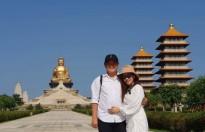 Vợ chồng Võ Thanh Hòa - Bảo Ngọc trốn con nhỏ đi khám phá Đài Loan