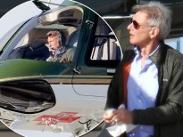Harrison Ford khiến cơ quan không lưu liên bang Mỹ FAA phải tái mặt
