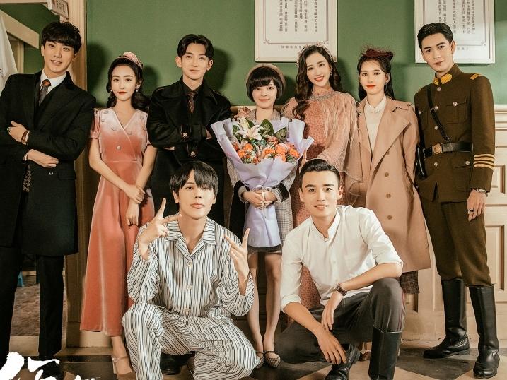 Mãn nhãn với dàn mỹ nam trong phim mới 'Nhất Kiến Khuynh Tâm': không có đẹp trai nhất, chỉ có đẹp trai hơn
