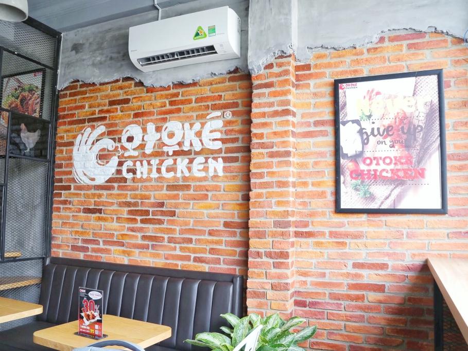 Otoké Chicken: Thưởng thức gà rán kiểu Hàn