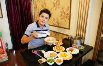Cuối tuần, vào bếp cùng nhạc sĩ Nguyễn Văn Chung và cách nấu món bánh canh cua
