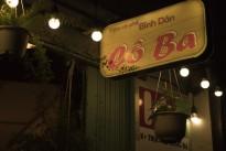 Cô Ba cà phê: Quán nhỏ dễ thương ở góc phố thị