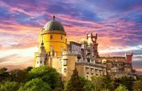 Pháo đài trên đỉnh Sintra