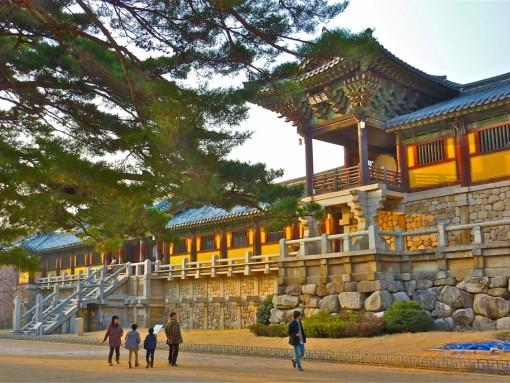 Cố đô Gyeongju & khu đồi của các vị vua