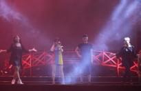 Rymatic diện cây đen cực chất tổng duyệt Đại nhạc hội 'Vũ hội mùa Đông'