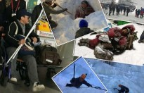 Ngô Kinh gặp tai nạn trên đỉnh Everest, gấp rút trở về Bắc Kinh