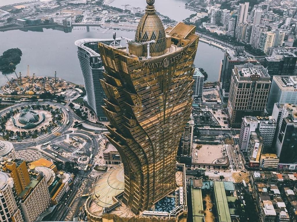 Macau: Las Vegas phương Đông