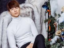 Jay Quân hóa nam thần thơ ngây trong mùa Giáng sinh