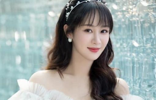 Dương Tử diện váy trắng xinh đẹp như công chúa trong sự kiện
