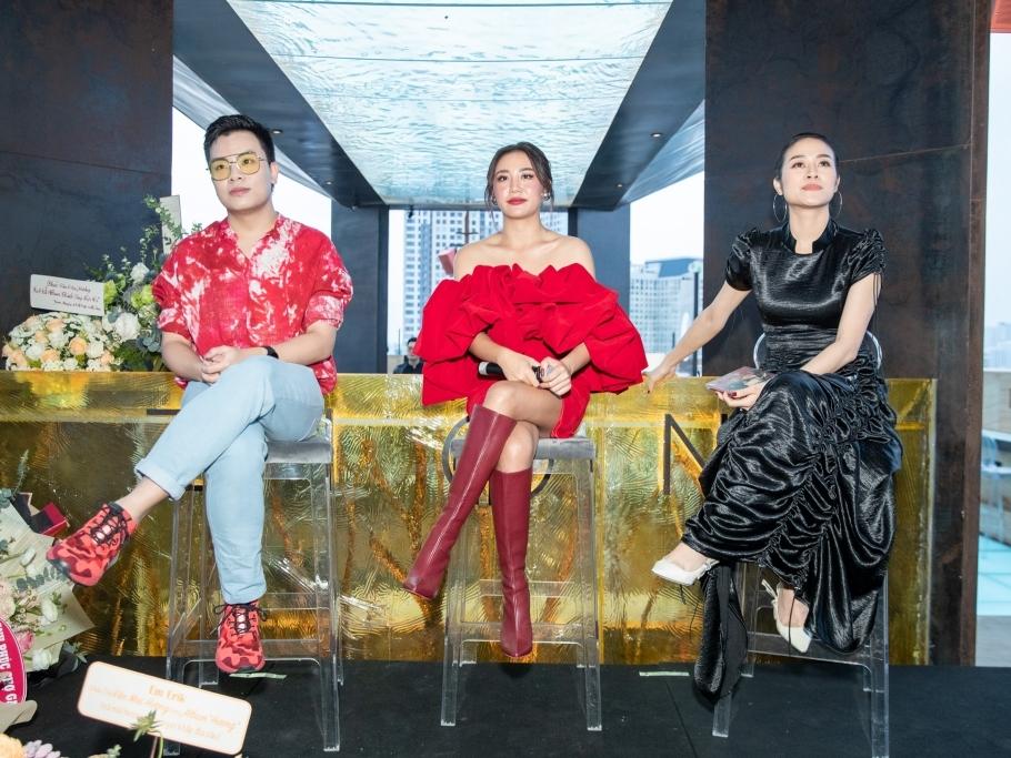 Văn Mai Hương kết hợp cùng rapper trẻ trong album mới
