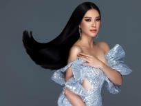 Á hậu Kim Duyên khoe nhan sắc chuẩn beauty queen