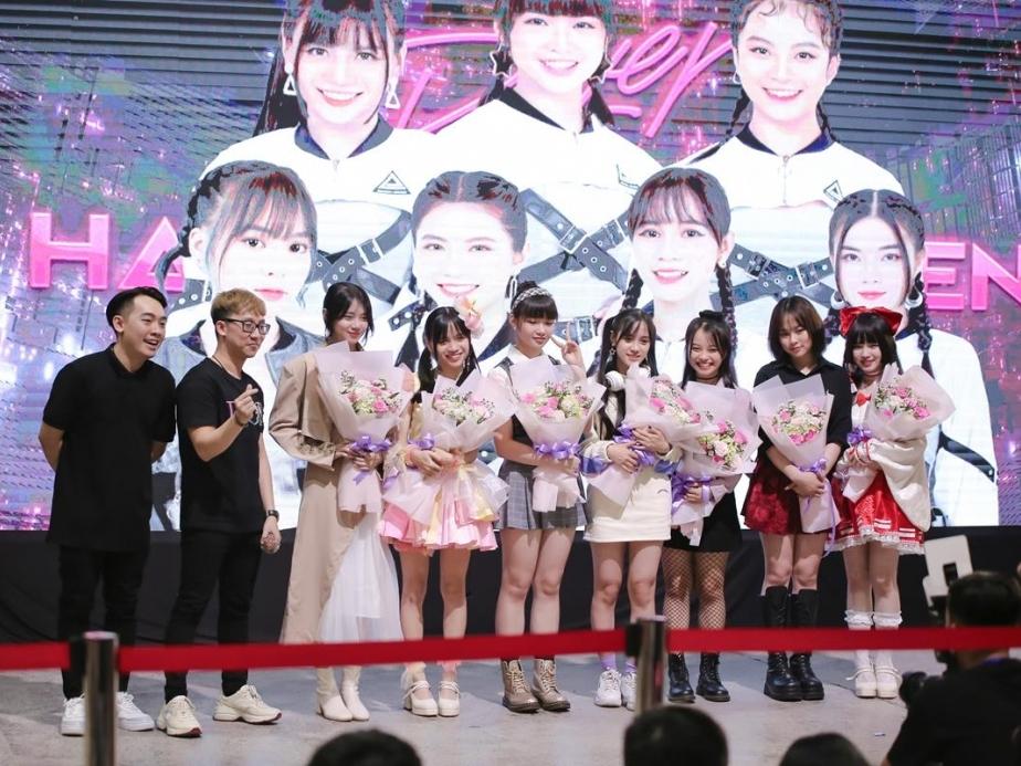 SGO48 - nhóm nhạc duy nhất có doanh thu từ bán đĩa ở thị trường Việt Nam thời điểm này