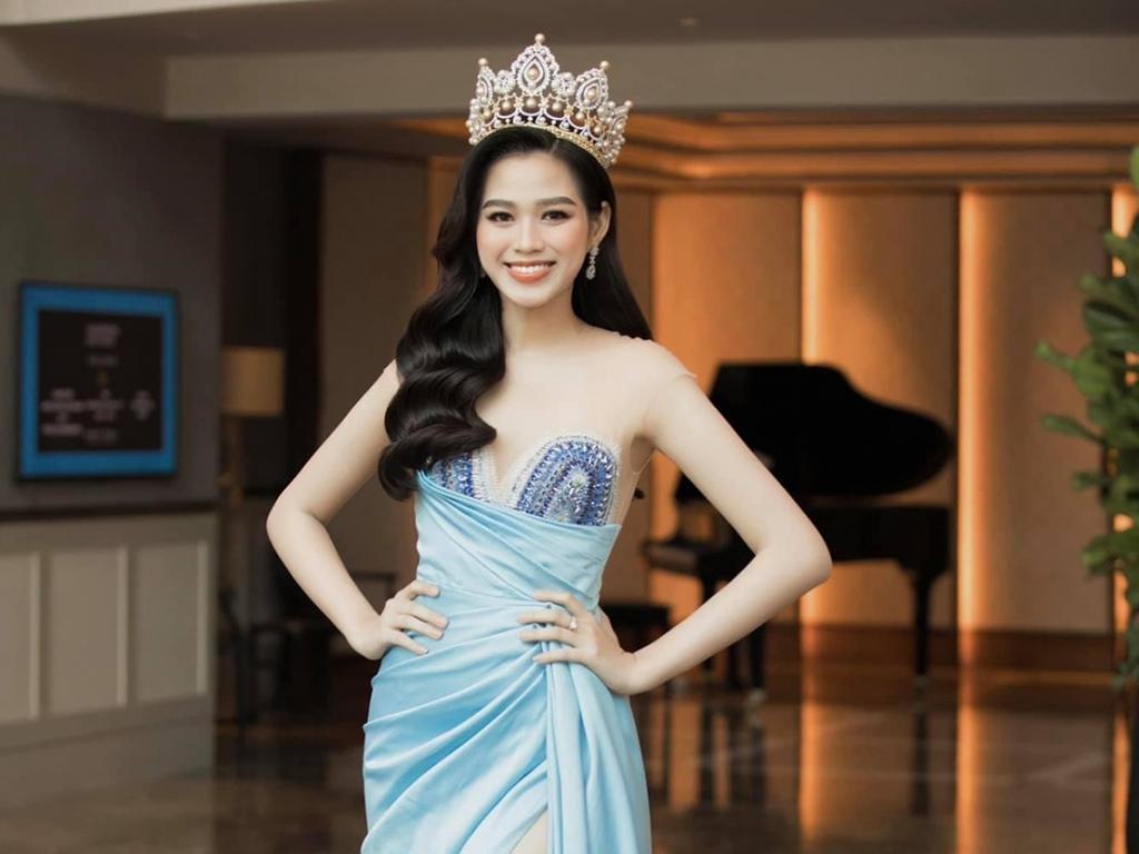 Đỗ Mỹ Linh, Lương Thùy Linh khiến fan phấn khích khi xuất hiện trong clip giới thiệu 'Miss World 2021', Đỗ Hà bỗng được 'gọi tên'!