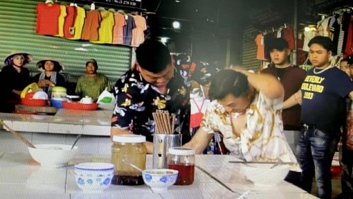 Hồ Việt Trung bất ngờ gặp tai nạn khi đóng 'Tương sinh tương khắc' của Tân Trề