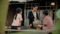 5 chị em nhí nhà Thương khiến khán giả không cầm được nước mắt trong 'Thương con cá rô đồng'