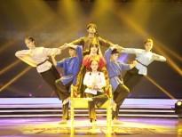 'Đấu trường võ nhạc': Siêu hit 'Lạc trôi' gây náo loạn tại vòng Quyết đấu
