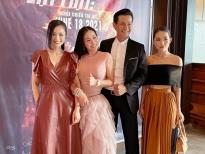 Ca sĩ Ngọc Ánh Kim và diễn viên Diệu Hương hội ngộ Võ Thành Tâm ra mắt 'Lật mặt: 48h' tại Mỹ