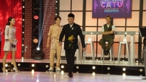 'Sàn đấu ca từ': Quân AP, Đạt G 'đọ catwalk', quyết tâm giành Du Uyên