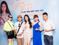 Ca sĩ Dương Huệ ra mắt album đầu tay mang tên 'Yêu thầm'
