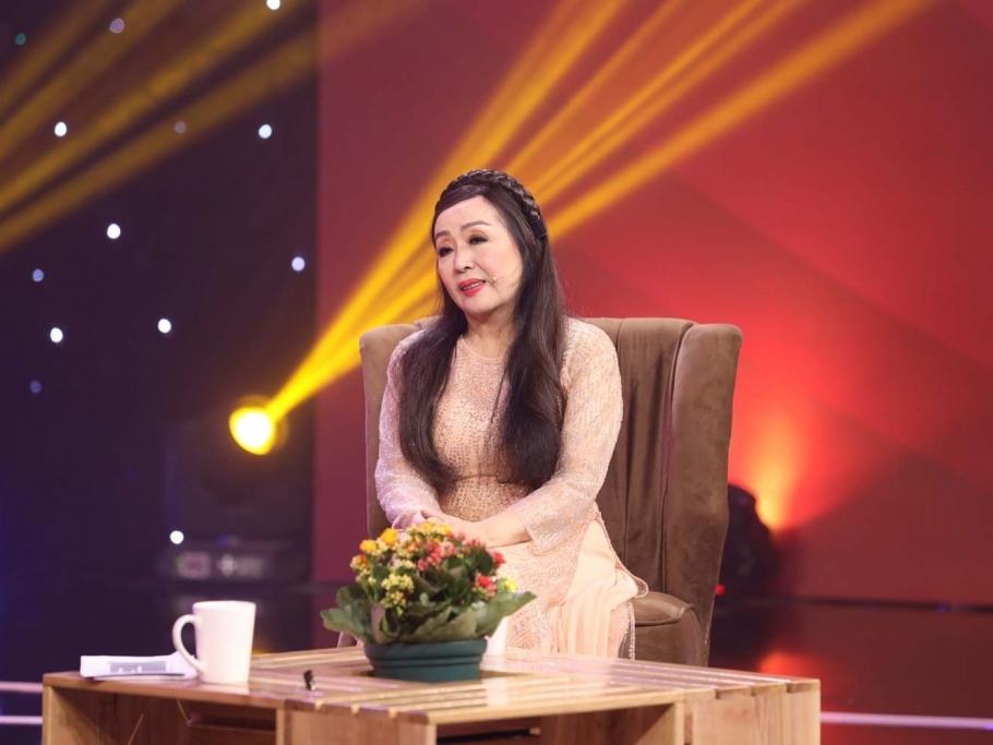 Sự nghiệp của NSND Thu Hiền như thước phim ngắn kể về những cột mốc lịch sử đất nước