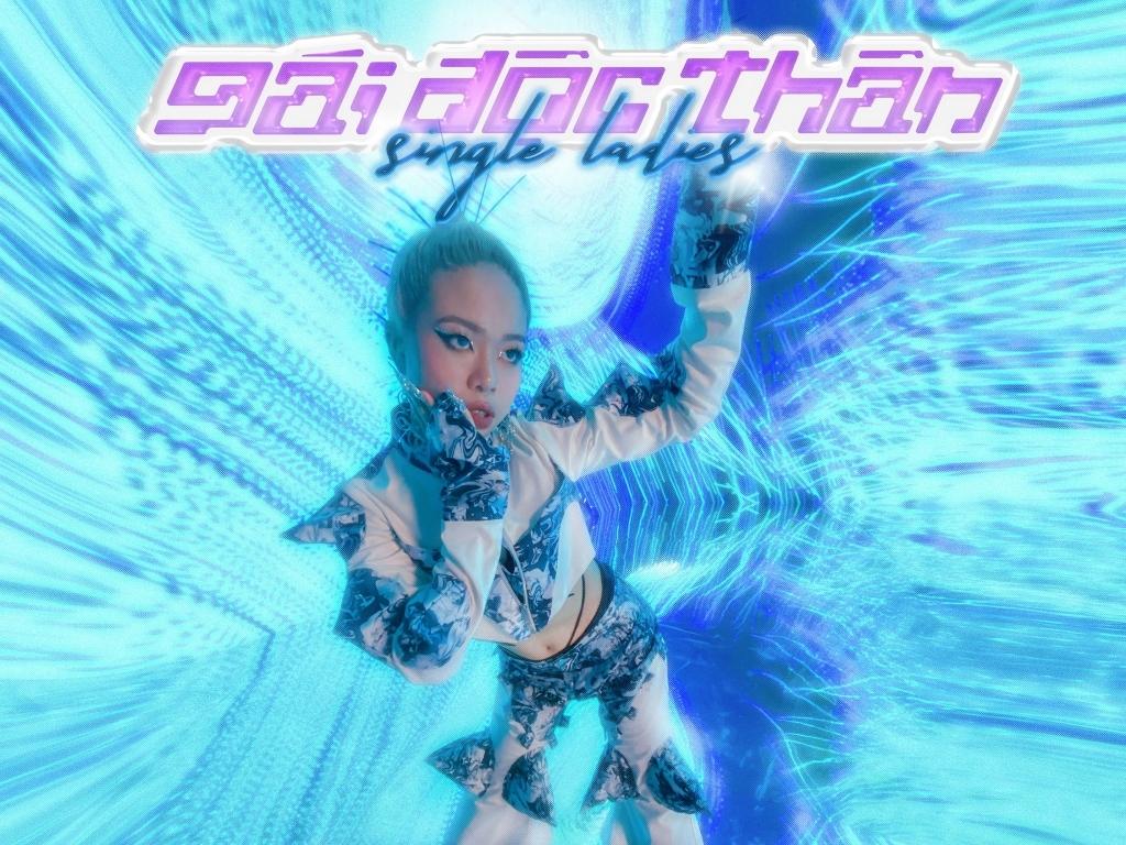 Sau Bích Phương, Hoàng Thùy Linh và Suboi, Tlinh được Spotify lựa chọn vào playlist nữ quyền cùng dàn sao quốc tế