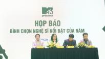 IMC công bố các nghệ sĩ lọt vào bảng đề cử của MTV Việt Nam 2020