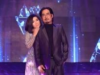 Vợ chồng Ngân Quỳnh 'tình tứ'tại hậu trường 'Thiên đường ẩm thực' mùa 6