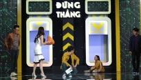 'Người đứng thẳng': Thanh Duy, Linh Tý 'hả hê'khihaicô vợ hoảng loạn vì sợ hãi