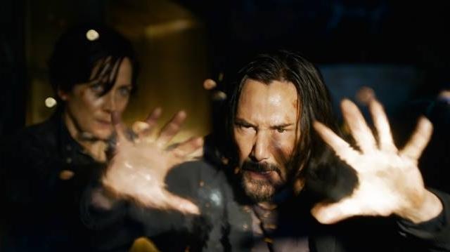 Huyền thoại 'Ma trận' hồi sinh, đón chào sự trở lại của cặp đôi Keanu Reeves - Carrie-Anne Moss
