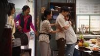 'Cây táo nở hoa' tập 70: Gia đình Ngọc - Hạnh - Phúc sum họp sau bao sóng gió