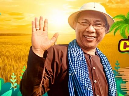 Nghệ sĩ Trung Dân hóa thân bác Ba Phi, khẳng định đây là vai diễn không đơn giản trong 'Cười cùng bác Ba Phi'